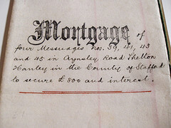 Mortgage Document